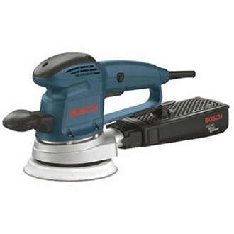 Bosch 3727DEVS 3.3 Amp 6-Inch Hook-and-Loop Random-Orbit Sander