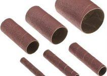 Steelex D3838 Sanding Sleeves