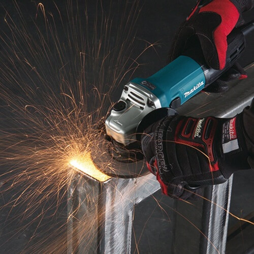 Using Makita GA4530